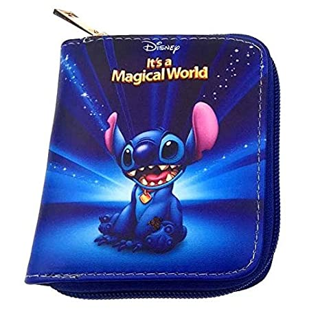 Amazon.com: Kawaii Cartoon Stitch Lilo Mini Carteras con ...