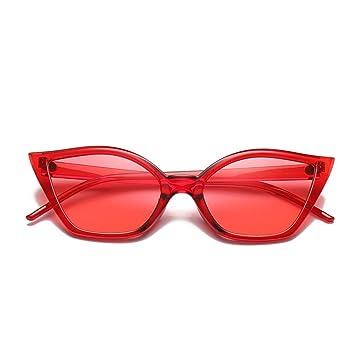 KCJKXC Gafas De Sol De Ojo De Gato para Mujer Diseñador De ...
