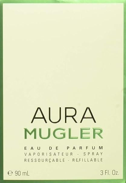it Aura Ml Mugler Ricaricabili MlAmazon Thierry Vapo 90 Edp HWED9I2