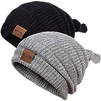 2-Pack Ryomi Baby Boy Beanie Hat