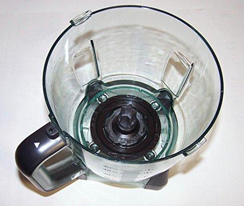 NEW Ninja 64oz (8 Cup) Food Processor Bowl + Blade for BL770 BL771 BL772 BL780 by Shark Ninja (Image #3)'
