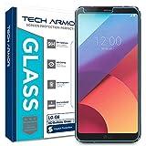 LG G6 Protector de Pantalla de Vidrio Balistico Transparente HD - Proteja su pantalla de Rayones - Transparencia y Precision al Tocar la Pantalla del 99.99%