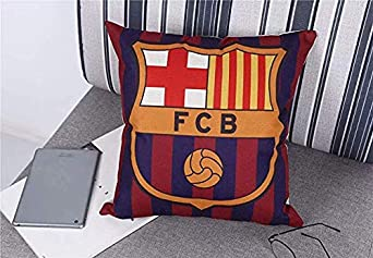 Fanbeanie Liverpool FC Pillowcase Soccer Club Football Throw Bed Pillow Case 18 x 18