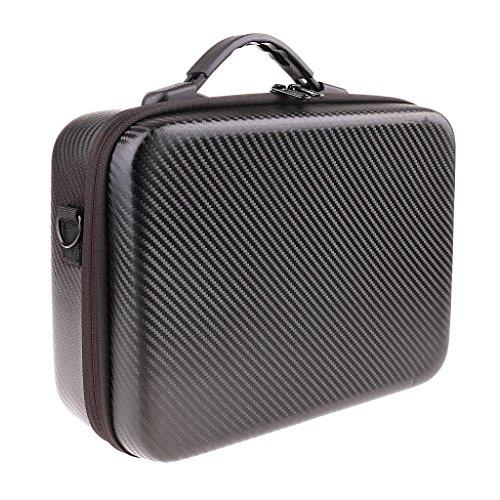 Dolity Pu-Leder Tasche Rucksack Tasche Case für DJI Majic Air MuYkC