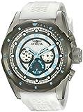 Invicta Men's 20310SYB Speedway Analog Display Quartz White Watch