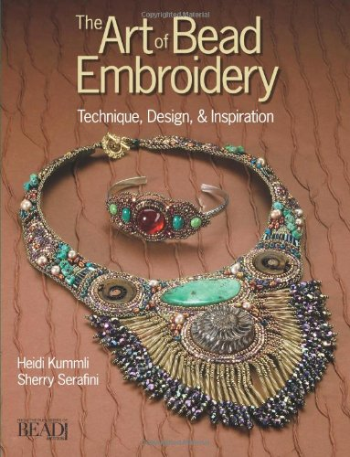 The Art of Bead Embroidery (Arts Crafts Embroidery)