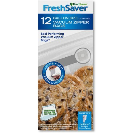 freshsaver gallon zipper bags