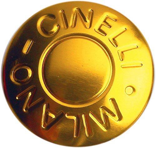 (Cinelli Milano Anodized Handlebar Plugs,)