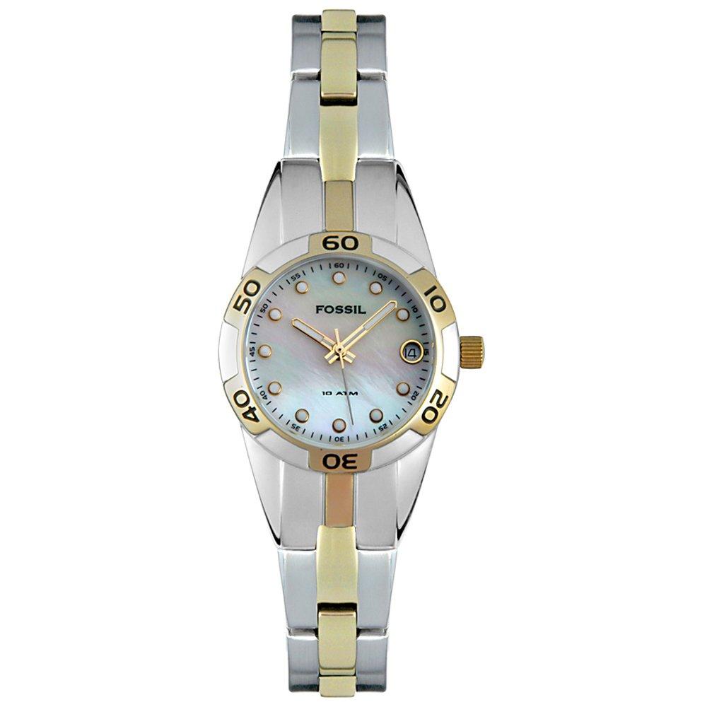 Fossil Womens Swiss Quartz Stainless Steel Casual Watch Es3380 Original Boyfriend Chronograph Rose Tone Colormulticolour Model Am4154 Watches