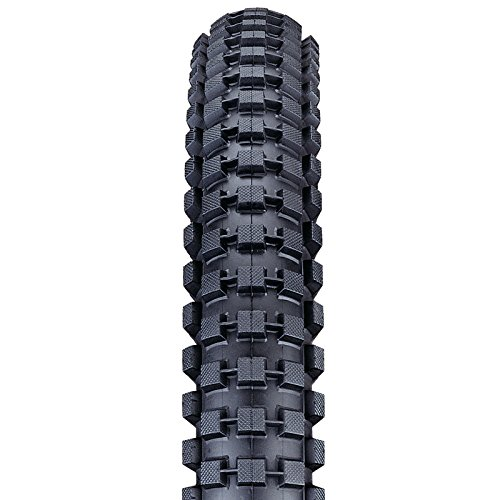 Nutrak 20 x 2.0 inch BMX Dirt / Jump tyre - skinwall black