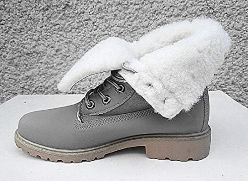 BASKETS FEMME MONTANTES BOTTINE FOURRURE fourrée FILLE chaud boots HIVER  88-1