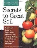 Secrets to Great Soil (Storey's Gardening Skills Illustrated) by Stell, Elizabeth (1/2/1998)
