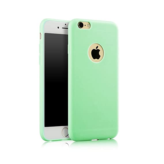 Amazon.com  iPhone 6 Plus case Silicone Rubber Shockproof Cover ... c01d09ee05