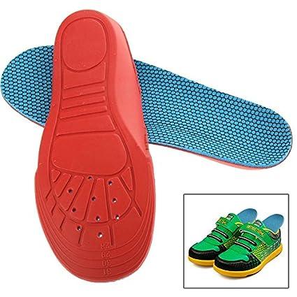 Niño arco soporta – Plantillas ortopédicas para soporte de pies/la fascitis plantar. ortopédica