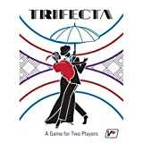 Best 2 Player Board Games - Lazaga Trifecta - Fast-paced Two-player Card Game Review