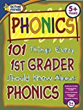 101 Things 1st Grader Should Know about Phonics, , 1412799562