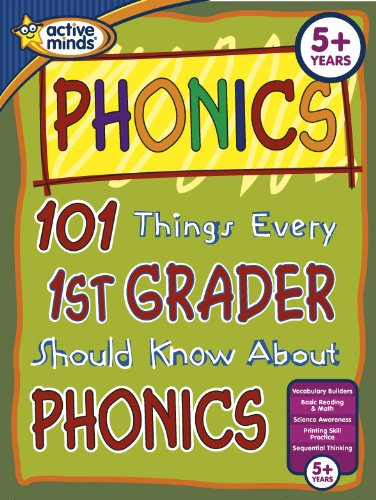 101 Things Every 1st Grader Should Know About Phonics pdf epub