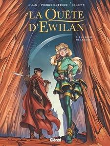 vignette de 'La quête d'Ewilan (BD) n° 3<br /> La passe de la goule (LYLIAN)'