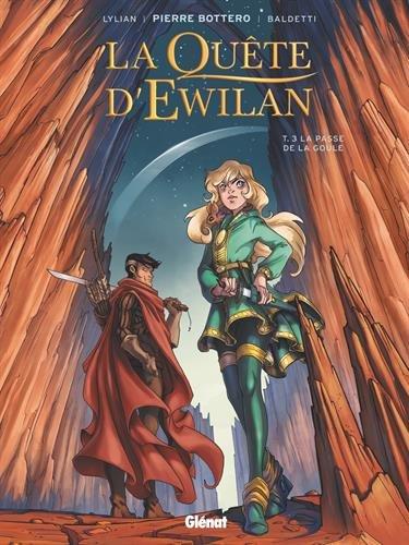 La Quête d'Ewilan n° 3 La Passe de la goule