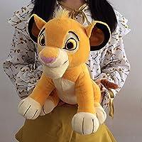 SAMANIS 30cm=11.8inch The Lion King Simba Plush Toy