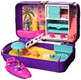 Toys : Polly Pocket Hidden in Plain Sight Beach Vibes Backpack