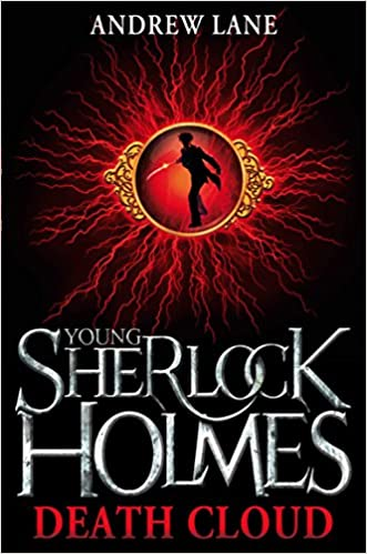 Image result for young sherlock holmes books