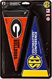Rico Industries SEC Southeastern Conference Mini Pennant Set NEW Sets in Stock