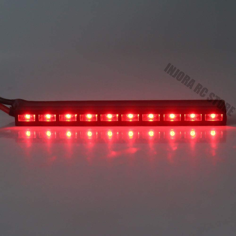 Parts /& Accessories 1PCS TRX4 RC Car LED Brake Lamp Light 32//62mm for 1//10 RC Crawler for Traxxas Axial SCX10 90046 Wraith RR10 D90 Color: 32mm