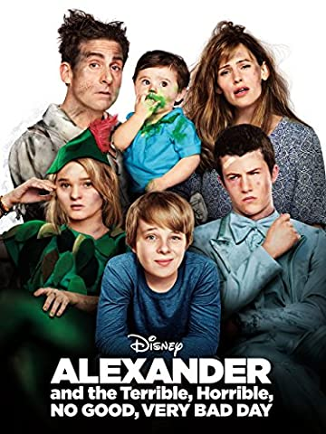 Alexander and the Terrible, Horrible, No Good, Very Bad Day (Theatrical) (Prime Movies Alexander)