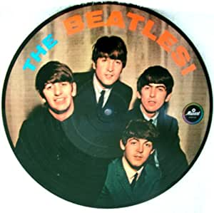 the beatles vol 2 picture disc music. Black Bedroom Furniture Sets. Home Design Ideas