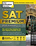 Cracking the SAT Premium Edition with 8 Practice Tests, 2020: The All-in-One Solution for Your Highest Possible Score (College Test Preparation): more info