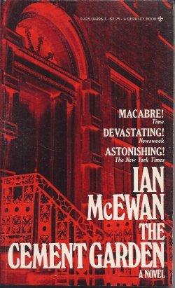 The Cement Garden, McEwan, Ian