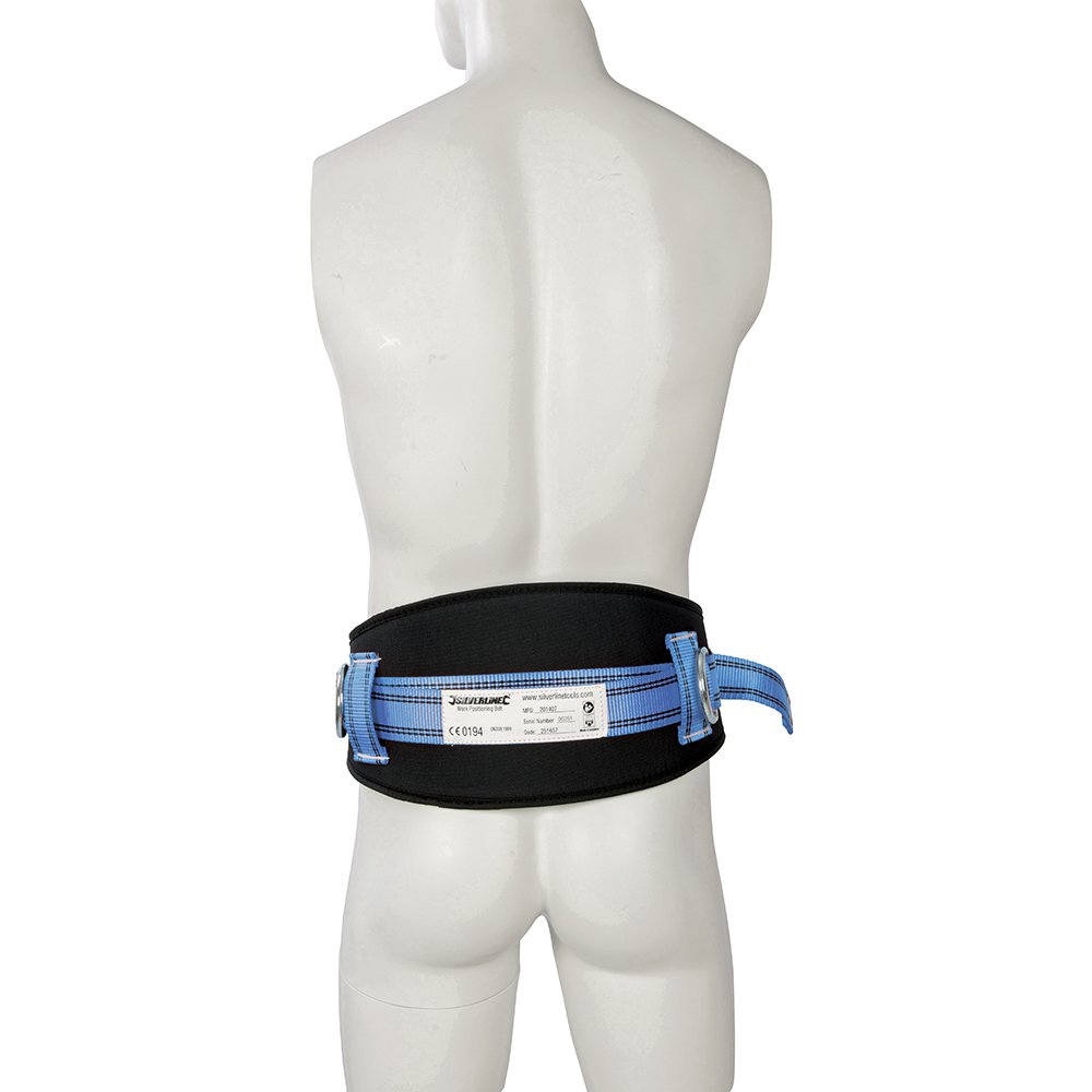 Silverline 251657 Work Positioning Belt