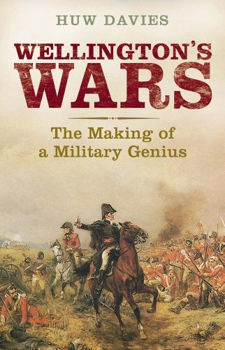 Book cover for Wellington's Wars