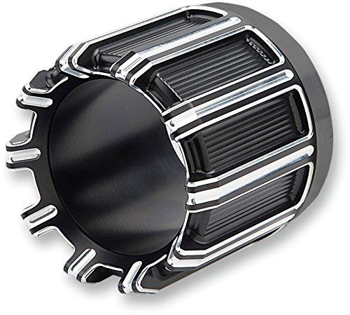 Arlen Ness Exhaust - Arlen Ness 05-985 Exhaust Tips - Black Single
