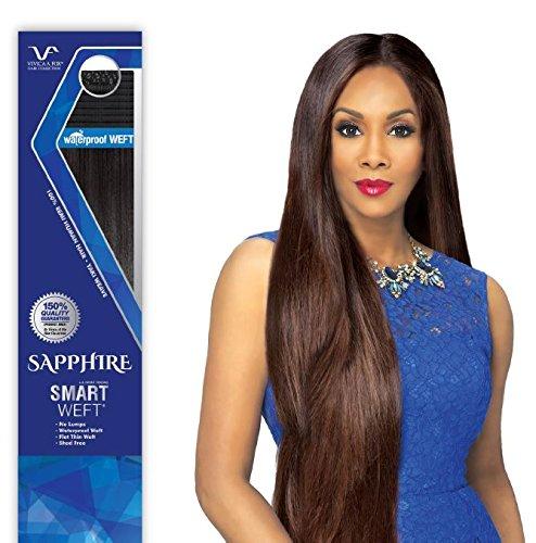 Vivica A Fox Hair Collection Sapyk14 Sapphire Smart Weft ...