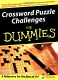 Crossword Puzzle Challenges for Dummies, Patrick Berry, 0764556223