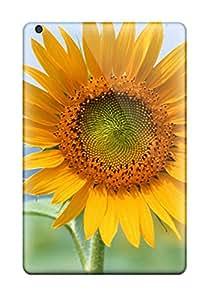 Premium Single Sun Flower Heavy-duty Protection Case For Ipad Mini 2 4776475J54483198