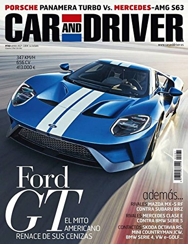 Magazines : Car and Driver