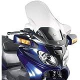Windshield Windscreen 80cm (Clear) for Suzuki Burgman 650 2001 2012