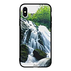 iPhone XS / 10s Case Cover Waterfall Zoot High Quality Design Phone Covers