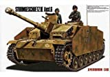 1/76 Plastic Model Kit Special World Armor Series No.6 Assault Tank Nº3 Type G German Military Japanese