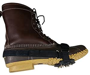 Amazon.com: Hood River Shoe Ice Cleats - Stable No Slip