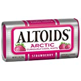 Altoids Arctic Strawberry Mints, 1.2 Ounce -- 96 per case.