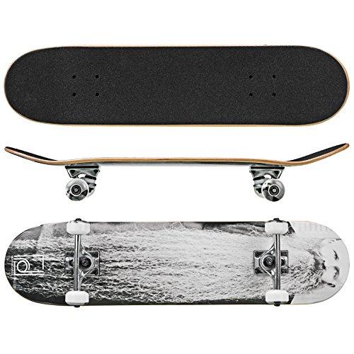- Roller Derby Rd Deluxe Series Skateboard The Beard, Multi, 31