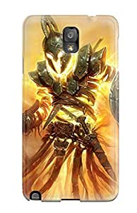 Extreme Impact Protector Fire Soldier Case Cover For Galaxy Note 3