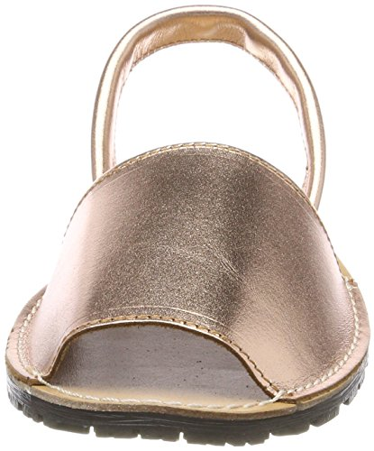 Rose Tamaris Sling Metallic WoMen Pink Back 28916 Sandals wF6x7qApY