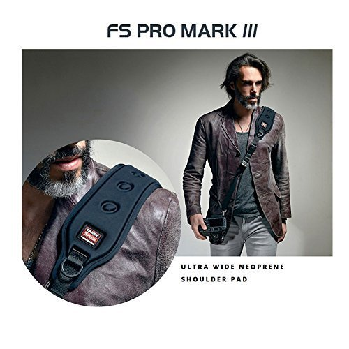 Carry Speed Prime FS-PRO Mark III Sling Strap for DSLR Camera Canon Nikon Sony by Carry Speed