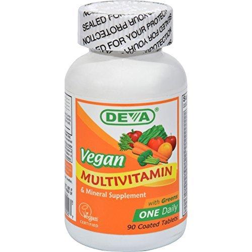 DEVA Vegan 1-A-Day Multi