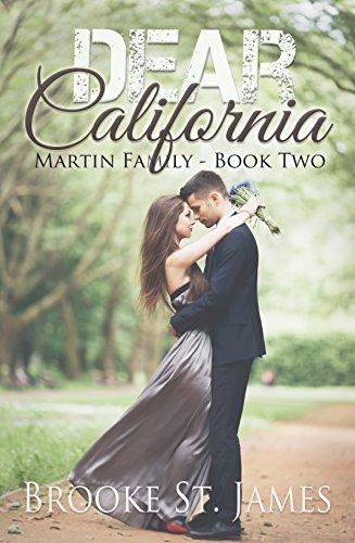 Dear California Martin Family Book ebook product image